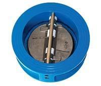 China Wafer Type Dual Plate Check Valve on sale