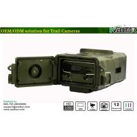 Quality 940NM Night Vision IR MMS Hunting Action Camera , Good For Wildlife Observing wholesale