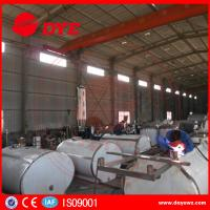 Quality Industrial Stainless Milk Tank Milk Cooler Tank Full Automatic 380v / 220v / 425v wholesale