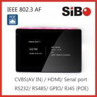 """Quality Meeting Room Booking Customized 7"""" Industrial Android Tablet PC wholesale"""