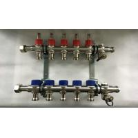 Quality Bamboo Joint  Hot Water Heater Manifold With Built In Slow Open Spool wholesale