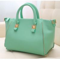 China classic fashion american market bag with zipper in copy leather for women on sale