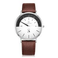 Quality 6mm Ultrathin Japan Movt Quartz Watch Stainless Steel Back wholesale