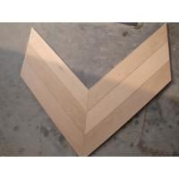 Quality Customized Oak Chevron Parquet Flooring wholesale