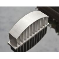 Quality Sand Blasted Anodized LED Heat Sink Aluminium Profiles High Precision wholesale