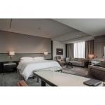 Quality 5 Star Full Size Hotel Bedroom Furniture Sets , Hotel Modern Furniture wholesale