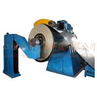 Quality Effluent Storage Steel Silo Roll Forming Machine , GCR12 Metal Rolling Machine wholesale