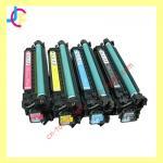 Quality Color Toner Cartridge CE250/251/252/253A for HP 3525 / 3530 Printer wholesale