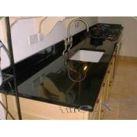 Quality Kitchen Countertop, Granite Worktop, Black Quartz Worktop wholesale