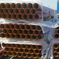 China no hub cast iron pipe on sale