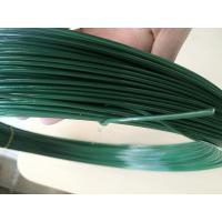 Quality Green Red Premium PVC Coated Wire For Garden And Netting Weaving wholesale