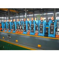 China Handrail Stainless Steel Precision Tube Mill With Cold Saw & Friction Saw Cutting on sale