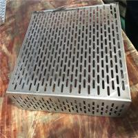 Quality customized cutting alloy sheet stainless steel perforated metal panel wholesale