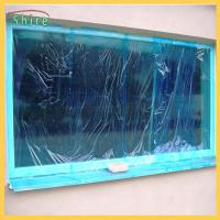 China Auto Glass Door Temporary Blue Color Protection Films on sale