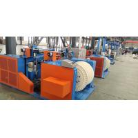 Quality PLC Control Wire Extrusion Machine , Electric Cable Making Machine 45KW wholesale