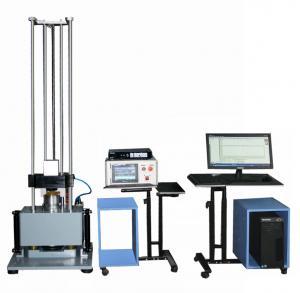 Quality Battery Laboratory Mechanical Shock Test Machine Meets  Standards IEC UN UL wholesale