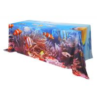 Quality Custom Printing Trade Show Tablecloths 183 * 76 * H 74 Cm Furniture Suit wholesale