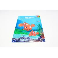 China Children Coloring Book Printing Service , Art Paper Digital Book Printing on sale