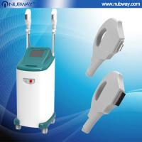 Quality Factory cheap price SHR super hair removal skin rejuvenation Machine for spa use wholesale