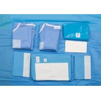 Quality Craniotomy Set Disposable Surgical Packs EO Gas Sterilization For Scull Procedure wholesale