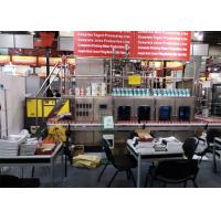 Quality Automatic Beverage Packaging Machine , Aseptic Carton Filling Machine wholesale
