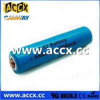 Quality Shaver Battery LiFeS2 AA lithium battery 1.5V 1100mAh wholesale