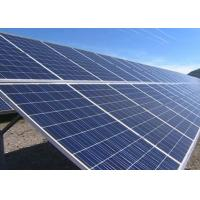 Quality A Grade Mono Silicon Solar Panels IP65 / IP67 3% Tolerance With Junction Box wholesale
