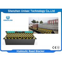 Quality Uniqscan Automatic Hydraulic Road Blocker For Vehicle Control wholesale