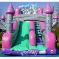 China banzai inflatable water slide on sale