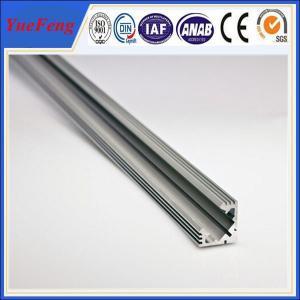 China New! aluminum profile led strip light, aluminum channel for led strip on sale