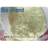 China Tibolone cyclohexylmethyl carbonate ,pharmaceutical raw material , steroid injection, light yellow powder, on sale