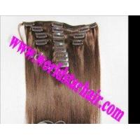China Clips in Hair Extention on sale
