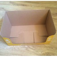 Buy cheap Auto Lock Box Tray for Food Packaging from wholesalers