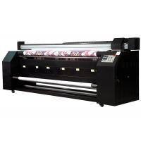Quality 3.2m Subimation Digital Continuous Printing Machine Double Print Heads wholesale