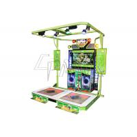 China Fitness Room Coin Operated Arcade Dance Machine For Entertainment Hall on sale