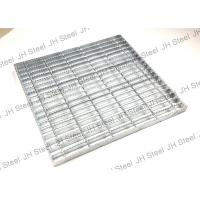 Quality Light Duty Serrated Galvanized Steel Grating Astma 36 Press Lock Steel Grate wholesale
