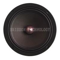 Quality 4 ohm 60w Mid Bass Car Loudspeakers , Replacement 8 Inch Midrange Speakers CE ISO RoHs wholesale
