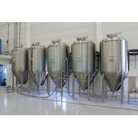 Quality Stainless Steel 200L 500L 1000l Beer Fermenter For Witbier Beer wholesale