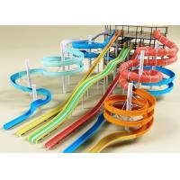 Buy cheap Holiday Resort Spiral / Long Water Slide Adult Commercial Colorful FRP from wholesalers