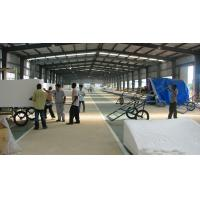 Quality Continuous Polystyrene Sponge Foam Manufacturing Equipment For Mattress / Pillow wholesale