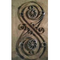 Quality Wrought Iron Elements/ wrought iron Ornaments/wrought parts  for balusters and gates decorative wholesale