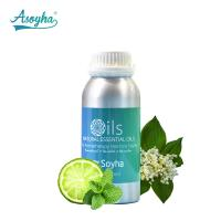 Quality Lemon Plant Essential Oil With Apple , Lily Of The Valley Body Notes wholesale