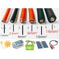 China Stranded Tinned Copper Conductor XLPE Insulate Fire Alarm HouseBuilding DC Cable on sale
