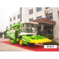 Quality Corn Combined Harvester (4YZ-4) wholesale