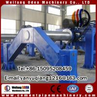 China Hot Sell Concrete Pipe Material Pipe Molding Machine Type on sale