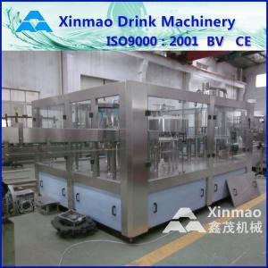 China PET Bottle Automatic Water Filling Machine on sale