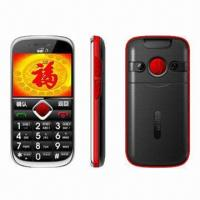 Quality GSM Phone for Old People, with 1,500mA Baterries wholesale
