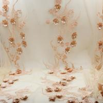 Quality 3D Appliqué Embroidery Children'S Clothing Fabric wholesale