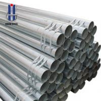 Quality Galvanized round steel tube- Steel tube,4mm-270mm, A210-A-1 wholesale