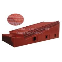 Quality Chain Grate Stoker Travelling Grate  Coal Boiler Stepping Water Cooled Grate Stoker wholesale
